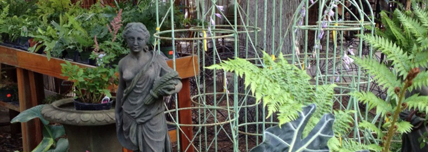 Rosie's Gardens | Best Statuary & Metalworks Selection | Carmel IN